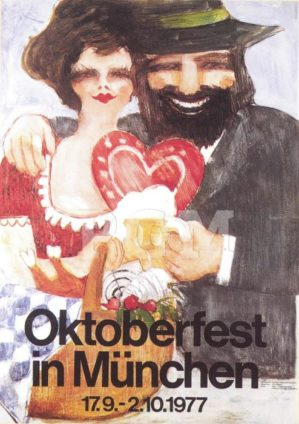 München Oktoberfest ab 1953