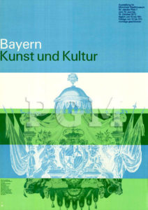 München Olympia 1972 Kulturplakate