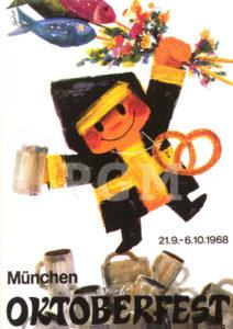 München Oktoberfest ab 1958
