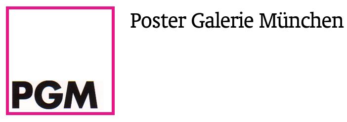 Poster Galerie München