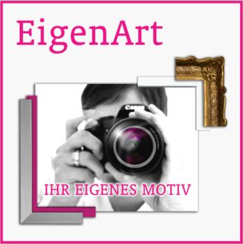 Eigenart: Ihr Motiv als Digitalprint bei Poster Galerie München