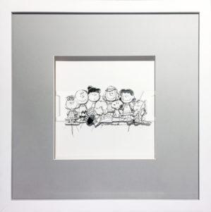 Peanuts 3D, signiert und limitiert