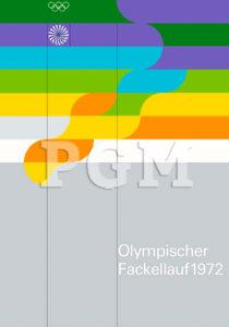 München Olympia 1972 Sonderplakate